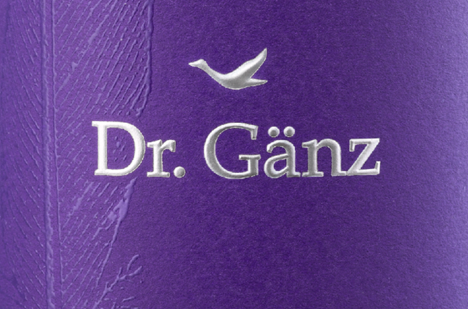 Dr. Gänz Weingut & Sektgut – Corporate Design – Packaging