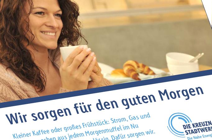 Die Kreuznacher Stadtwerke – Imagekampagne