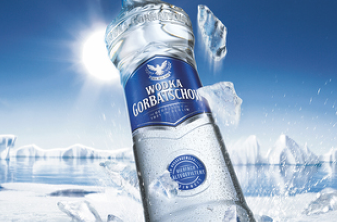 Wodka Gorbatschow – Icebreaker