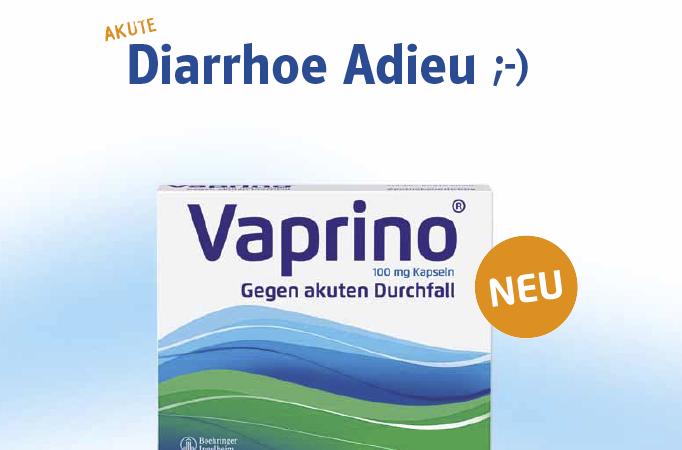 Boehringer Ingelheim – Fachhandelsanzeige Vaprino