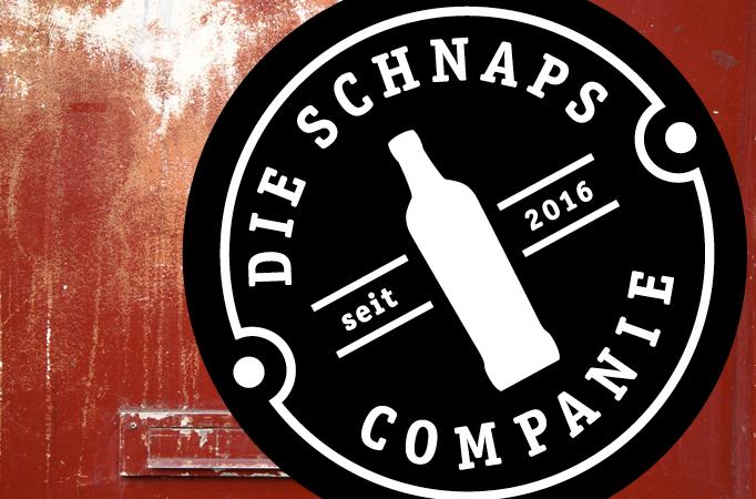 Die Schnaps Companie – Namensfindung und Corporate Design